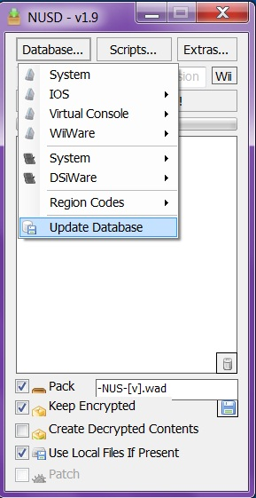 how to make a wad file for wii