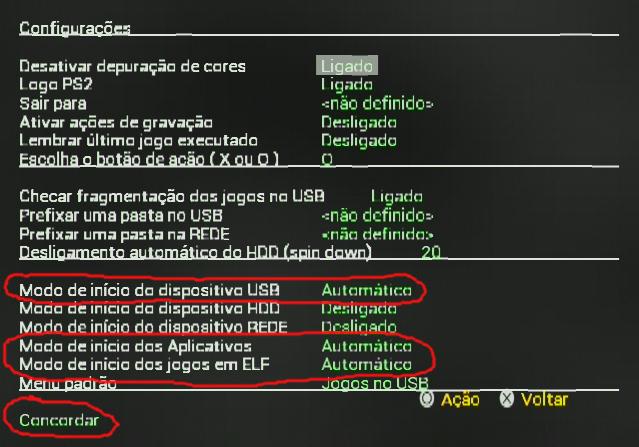 "PS2 Tutorial] Configurando a Aba ""APPS"" no Open PS2 Loader"